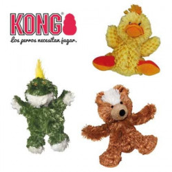Kong Peluche Rellenable Sonido para Perro
