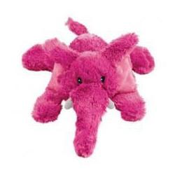 Kong Cozie Brights Elefante Rosa