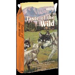 Taste Of The Wild High Prairie Puppy (Cachorro Bisonte)