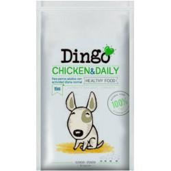 Pienso para Perro Dingo...