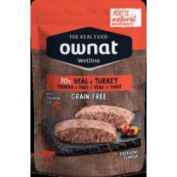 Ownat Veal & Turkey 85grs