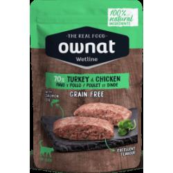 Ownat Turkey & Chicken 85grs