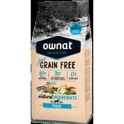 Ownat Just Grain Free Truta