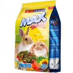 Kiki Max Menu Conejo Enano 1Kg