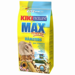 Kiki Max Menu Hamster 1 Kg