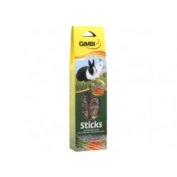 Snacks Gimbi Stick Conejo 2uds