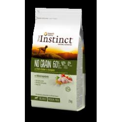True Instinct No Grain Pollo