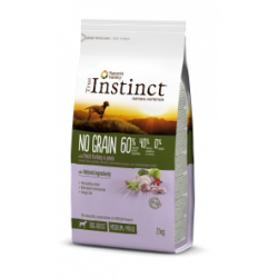 True Instinct No Grain Pavo